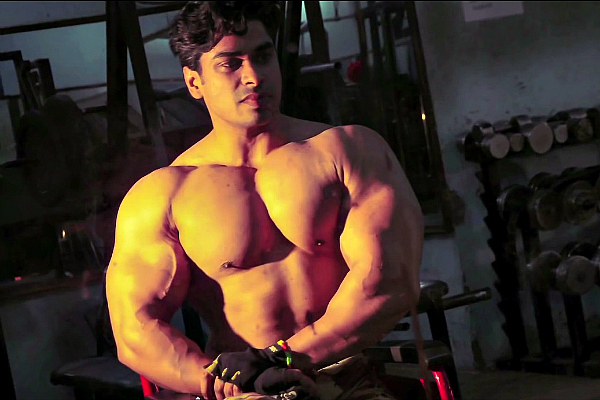 He Beat Both Cancer And Paralysis To Become India's First Wheelchair Bodybuilder.