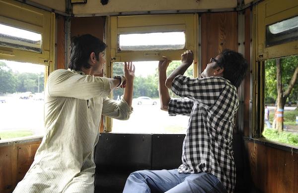 Tram byomkesh