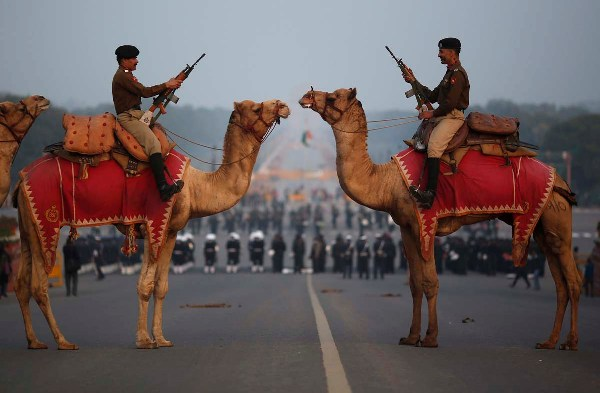 beating the retreat india