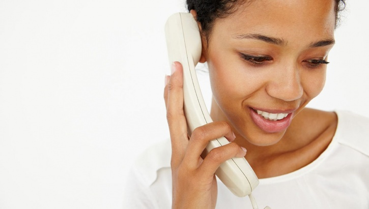 Call From Landline