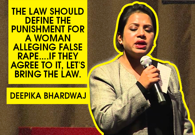 deepika bhardwaj marital rape