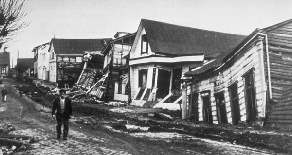 Chile earthquake (1960)