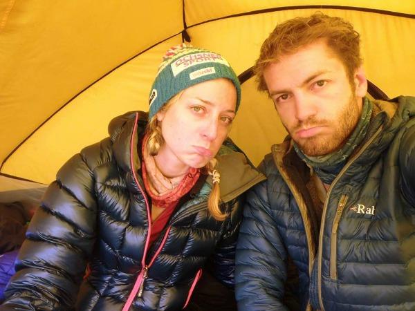 Image of british couple