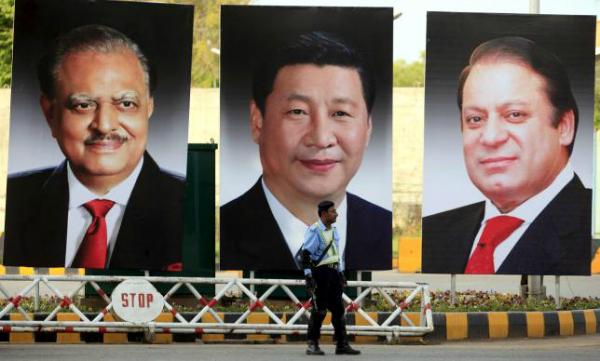pakistan china
