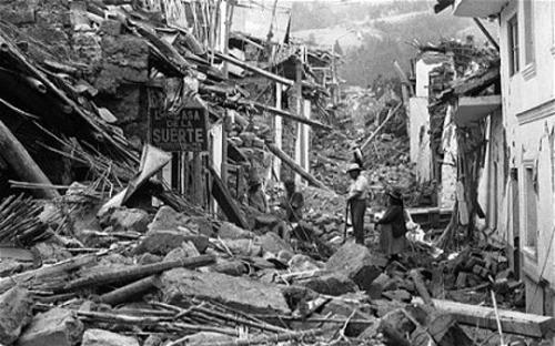 Ecuador earthquake of 1906