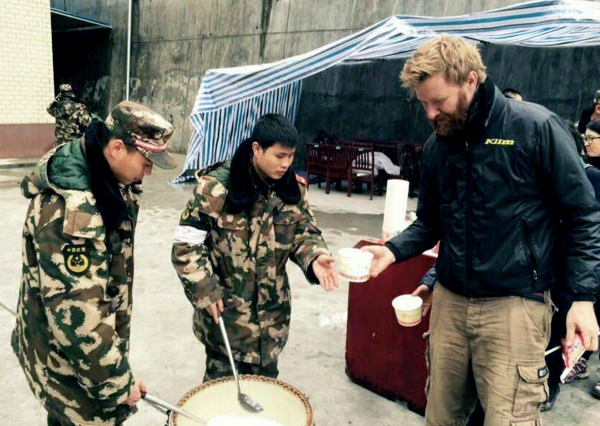 food supplies to nepal relief