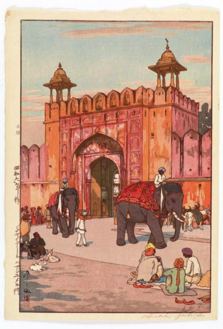 Ajmeri Gate Jaipur