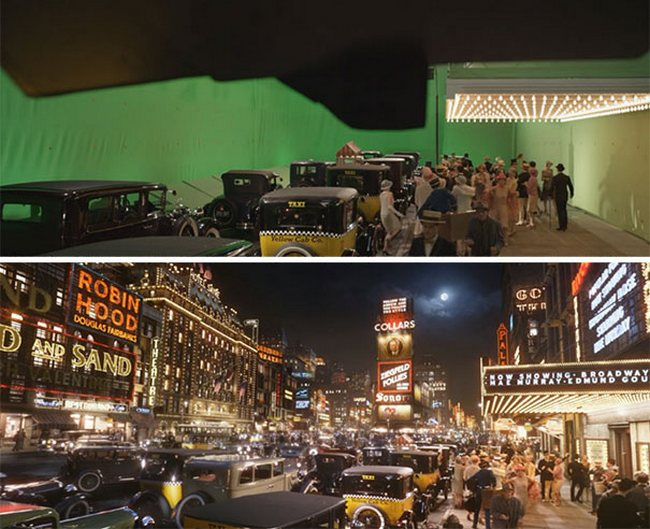 21 Before-And-After VFX Shots From Hollywood Movies And TV Shows