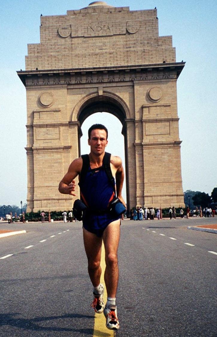 India Gate Run