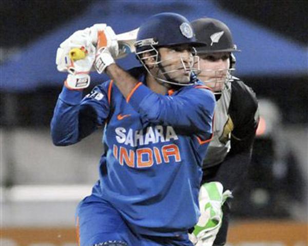 Irfan Pathan vs New Zealand