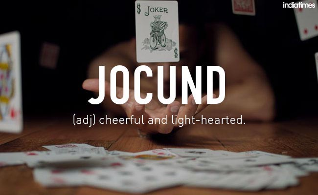 Jocund
