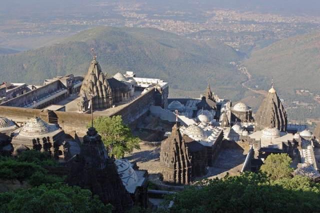 Jain temple Girnar