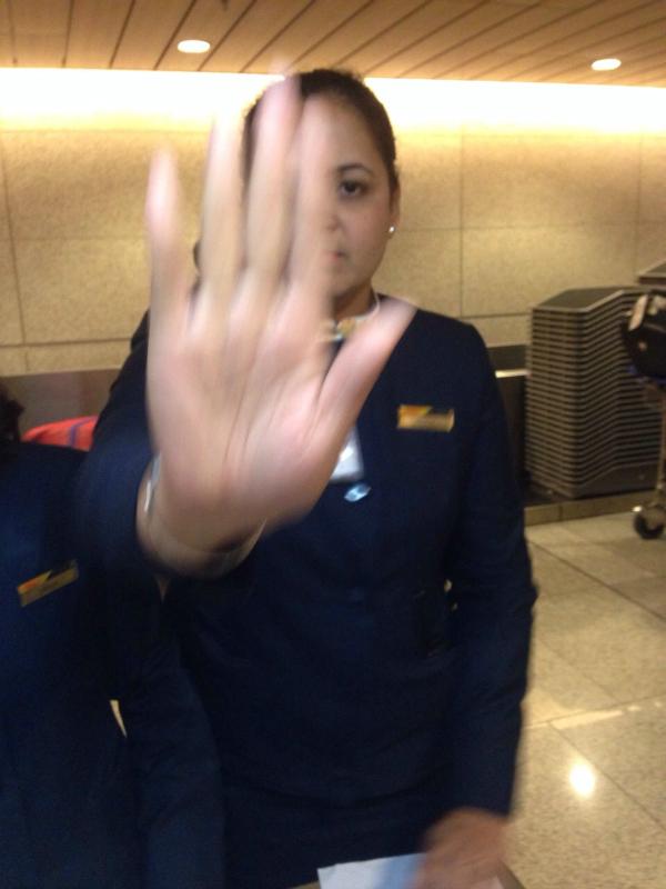 Jet Airways Duty Manager