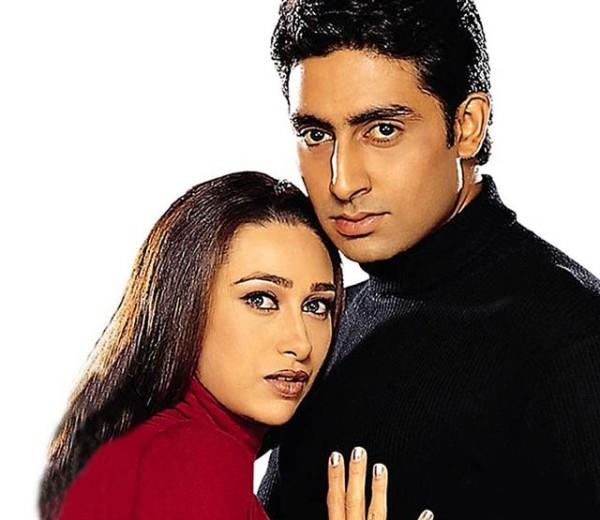 Karishma and Abhishek