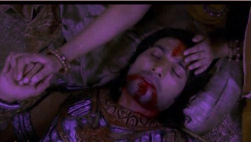 Karna's death