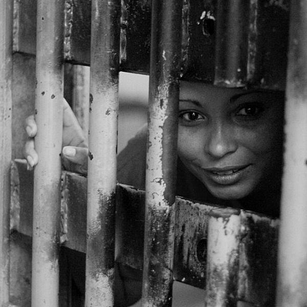 woman jail