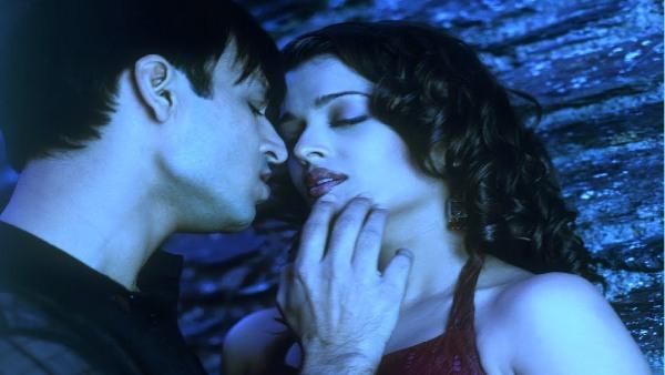 Aishwarya and Vivek