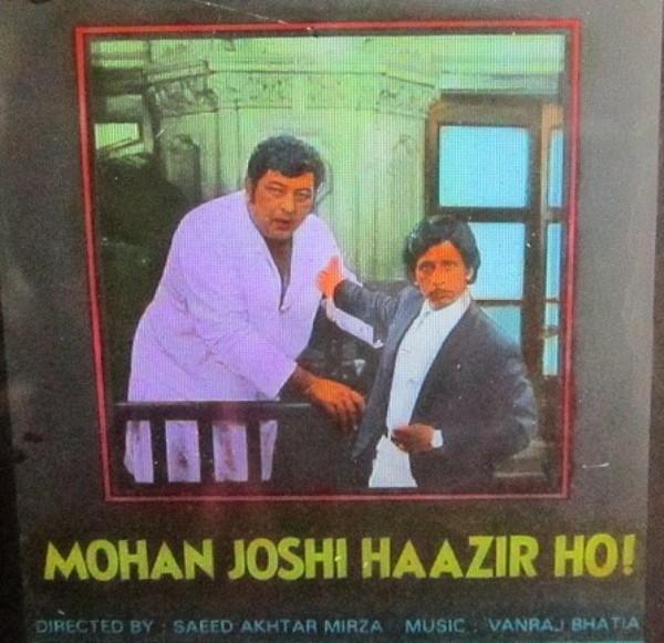 Mohan Joshi Hazir Ho