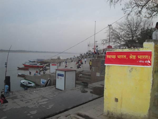 Work in Varanasi