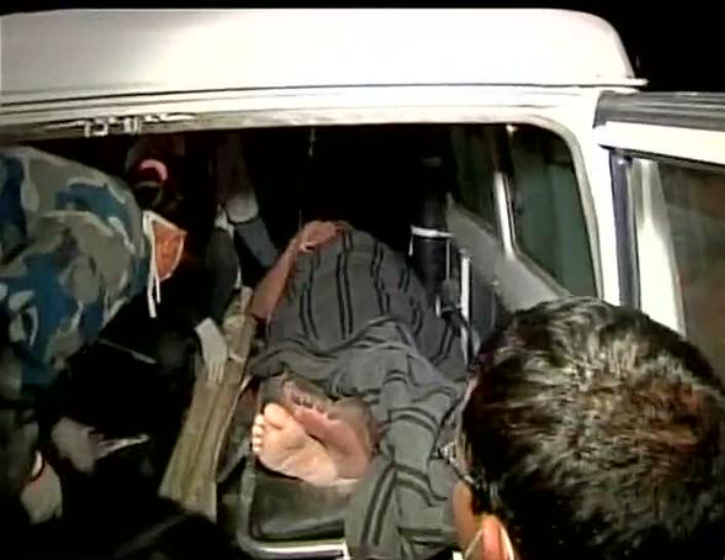 Nepal man rescued after 82 hours