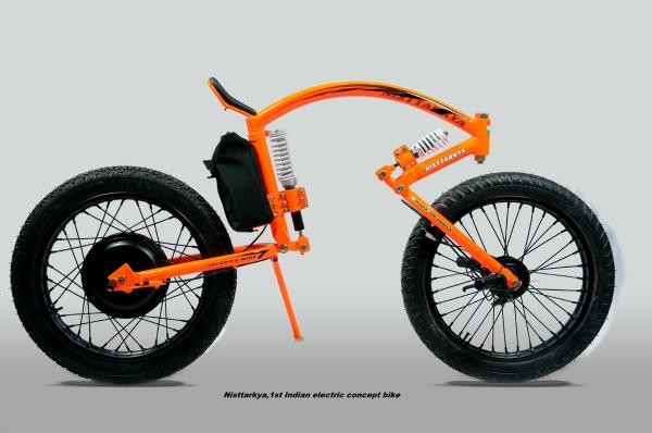 concept bike santhosh