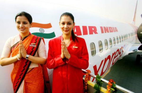 Air India's Old Uniform