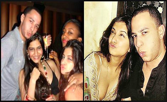 Sonam Kapoor Drunk Pictures