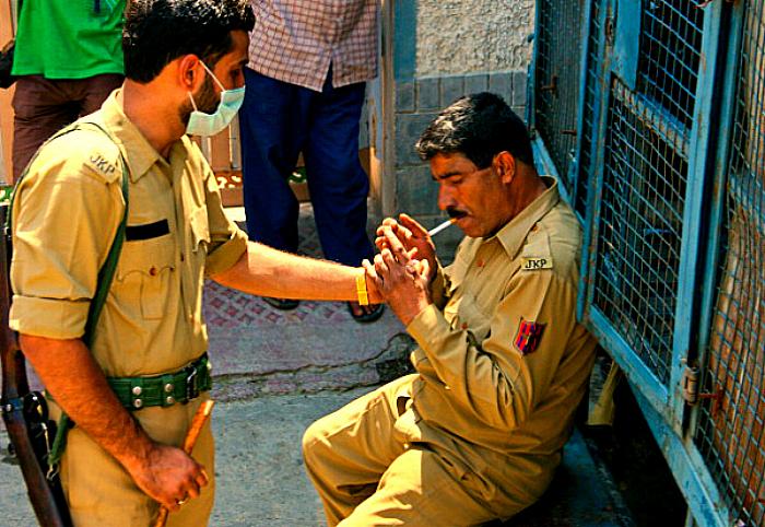 police india