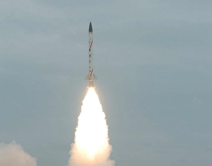Prahaar missile