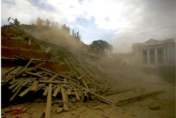 everest earthquake