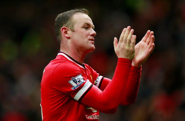 Wayne Rooney manchester derby