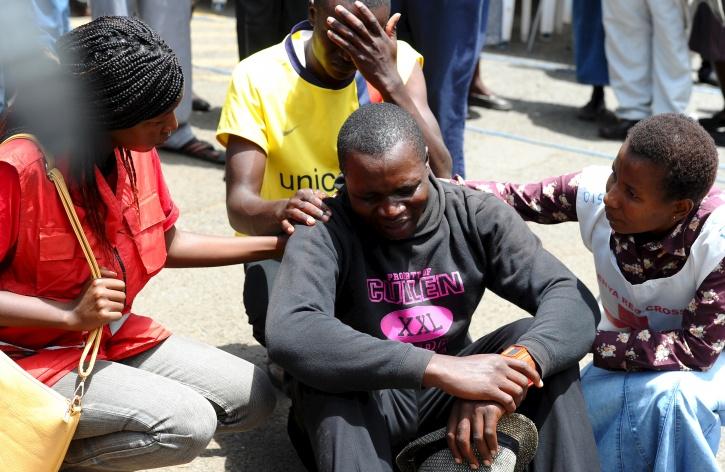 al-Shabaab kenyan university attack