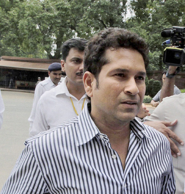 Sachin in RS