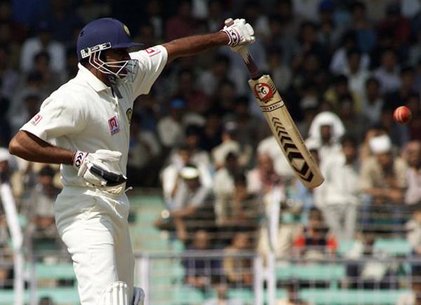 Srinath batting