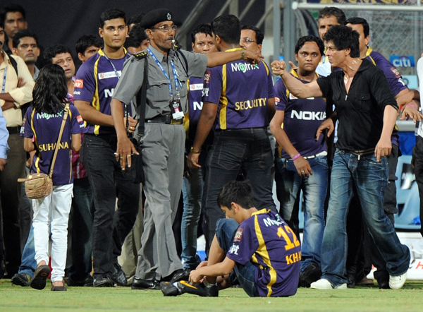 SRK Wankhede ban