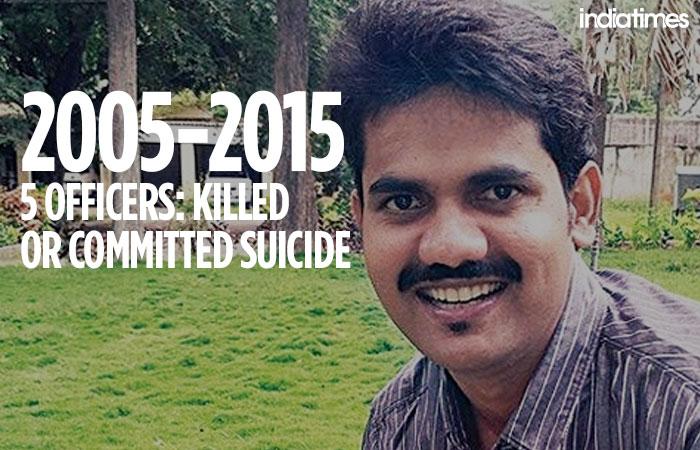 suicide india IAS