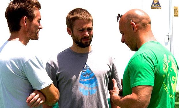 Cody Walker, Caleb Walker, Vin Diesel