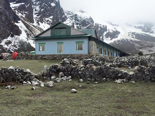 Nepal Greed Yeti Mountain Home