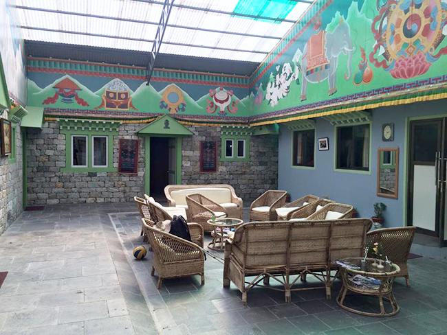 Nepal greed yeti mountain home story