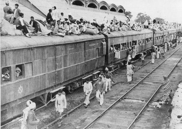 Train in ambala