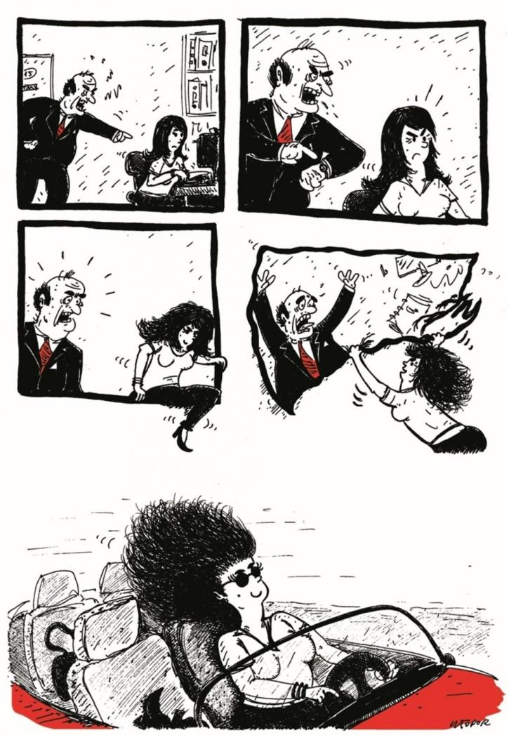 Women Equality Cartoons