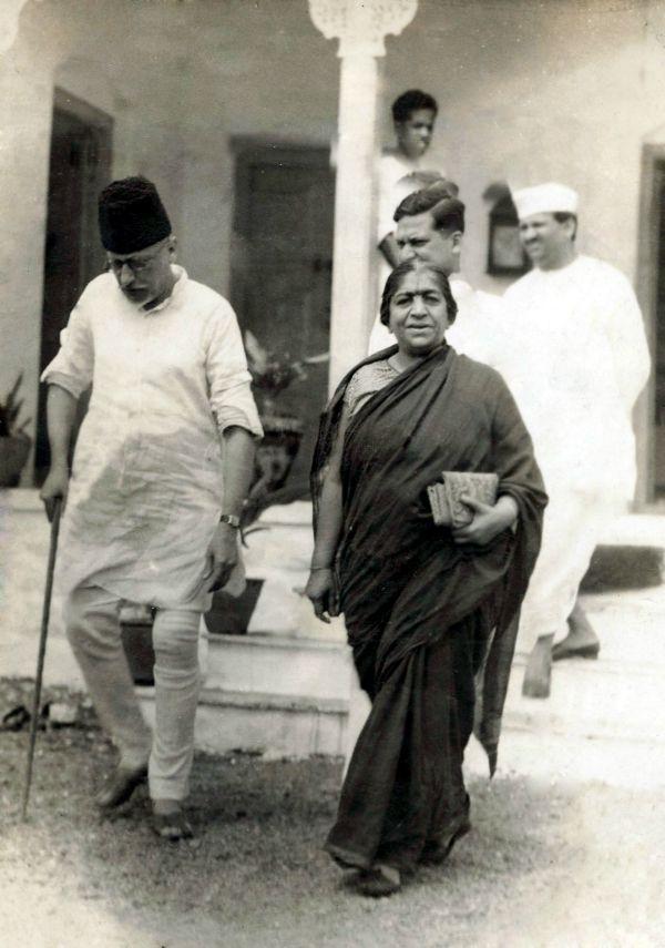 Naidu and Azad