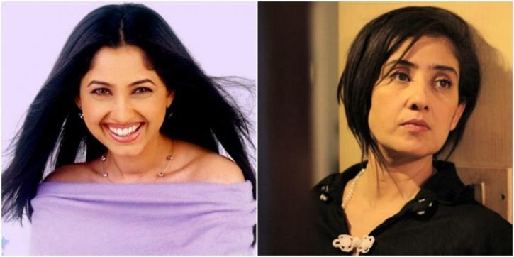 Rinkie Khanna and Manisha Koirala