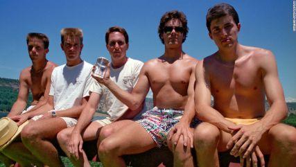 Five guys, three decades