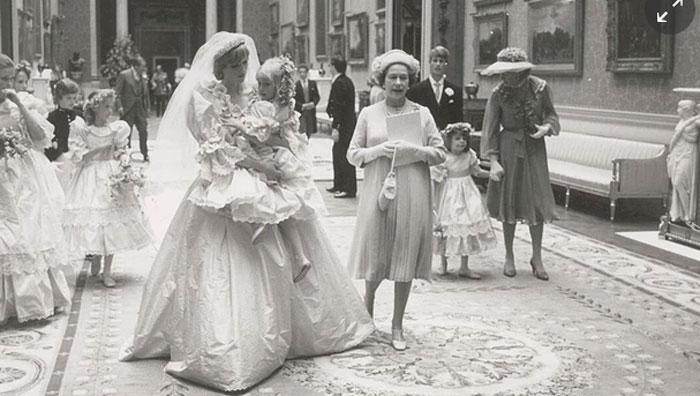 Diana and Charles's Wedding Photos
