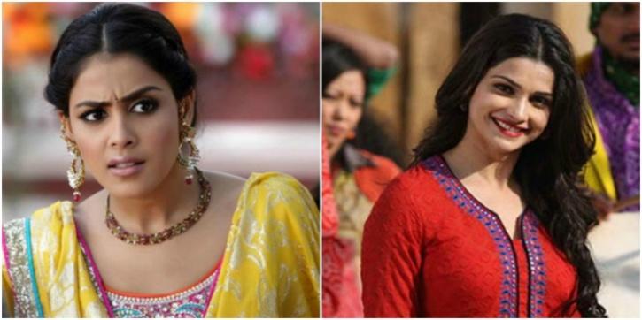 Prachi Desai and Genelia D'souza