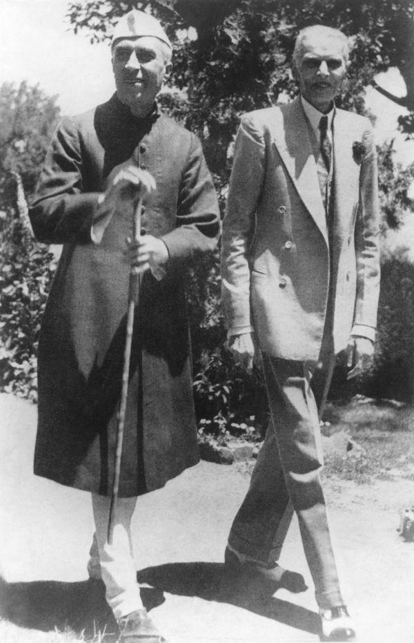 Jinnah and Nehru