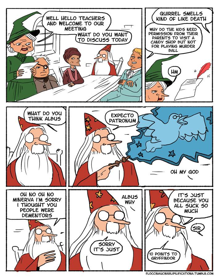 Harry Potter Comics