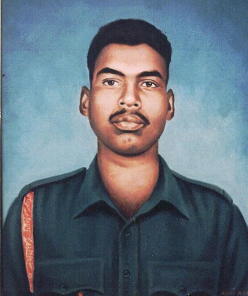 Lance Naik Albert Ekka 12th Param Vir Chakra Awardee