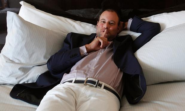 Noel Biderman, Owner of Ashley Madison